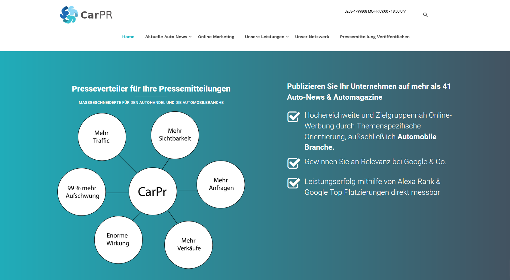 Autohaus Marketing