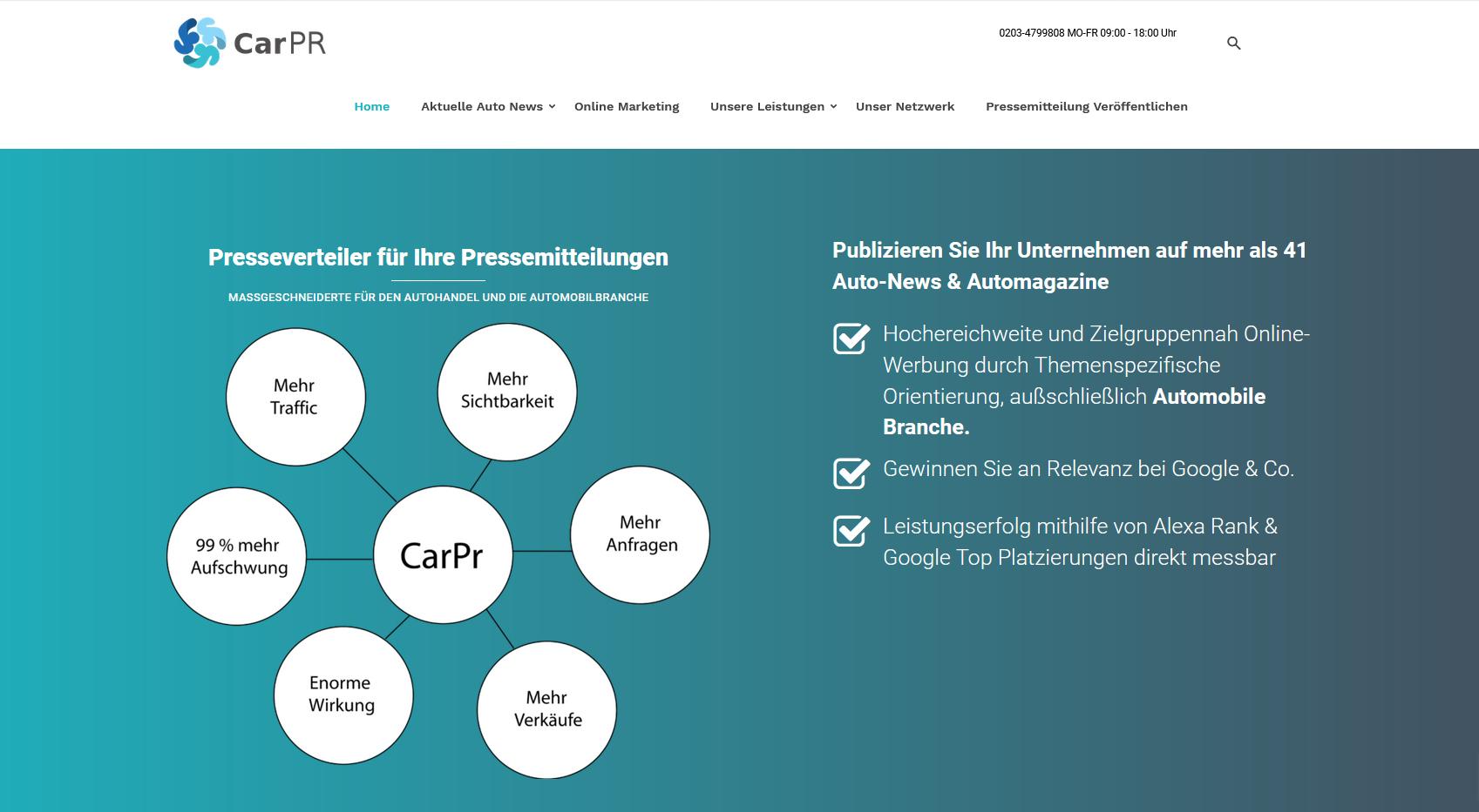 Autohaus Marketing   Online Marketing für Autohaus