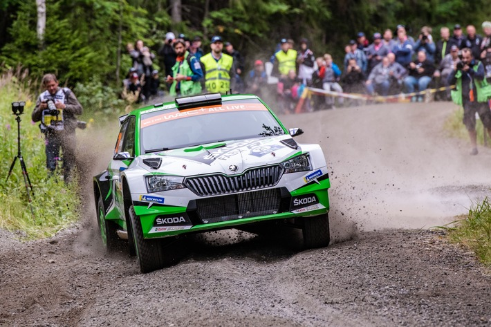 Rallye Großbritannien   Kampf um WRC 2 Pro-Titel